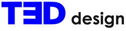 TEDdesign logo
